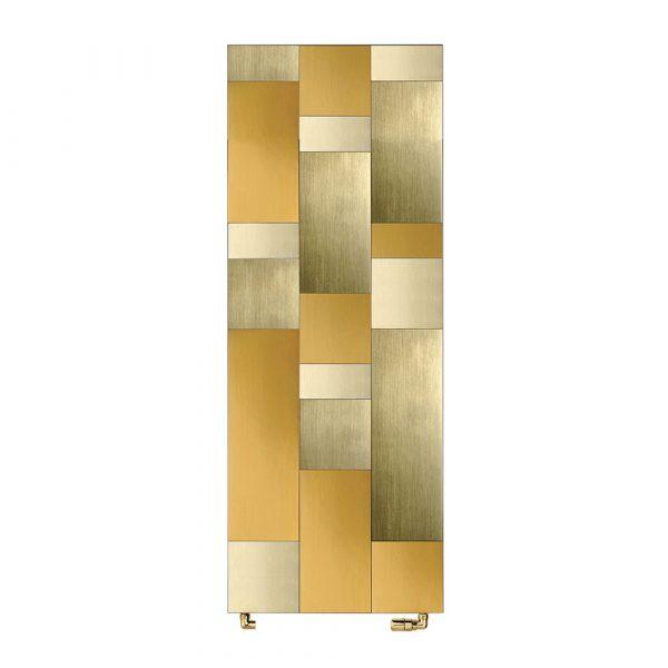 Radiatore in Alluminio Riflessi Gold